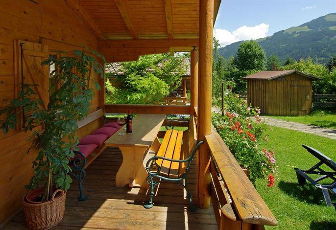 Rosenhof bei Kitzbühel, Gartenhotel