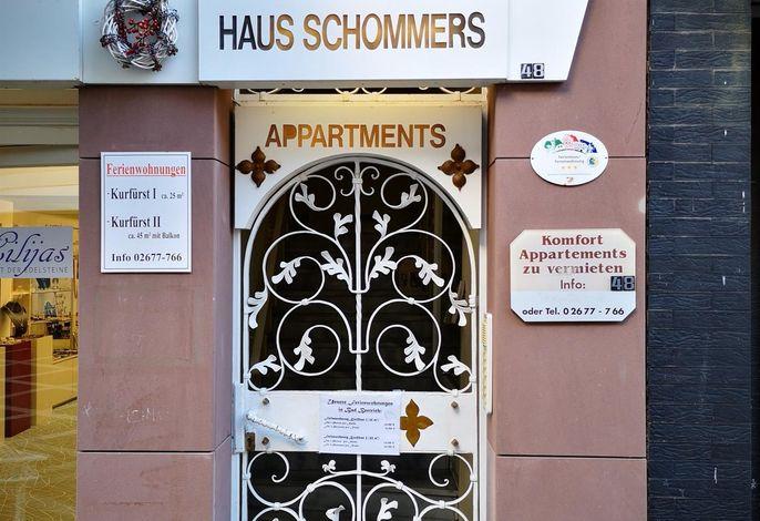 Ferienwohnungen Schommers