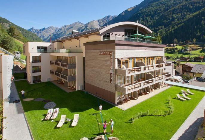 Bergland Design- und Wellnesshotel Sölden