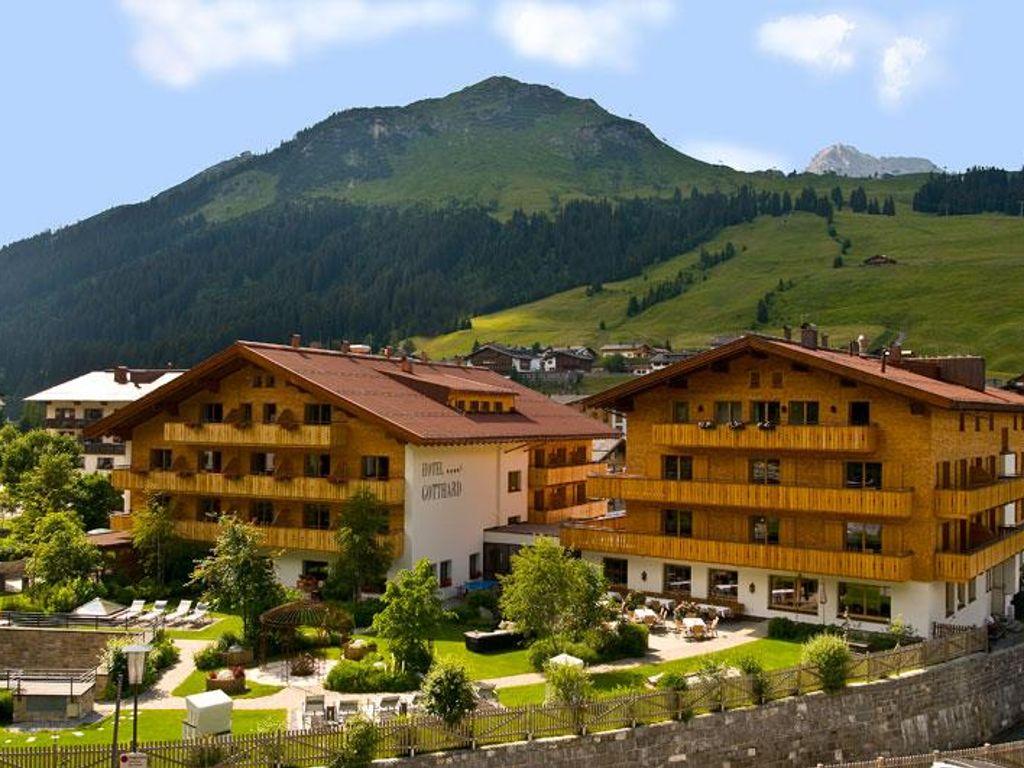 Gotthard, Hotel