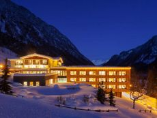 Alpenhotel Zimba Brand in Brandnertal Valley