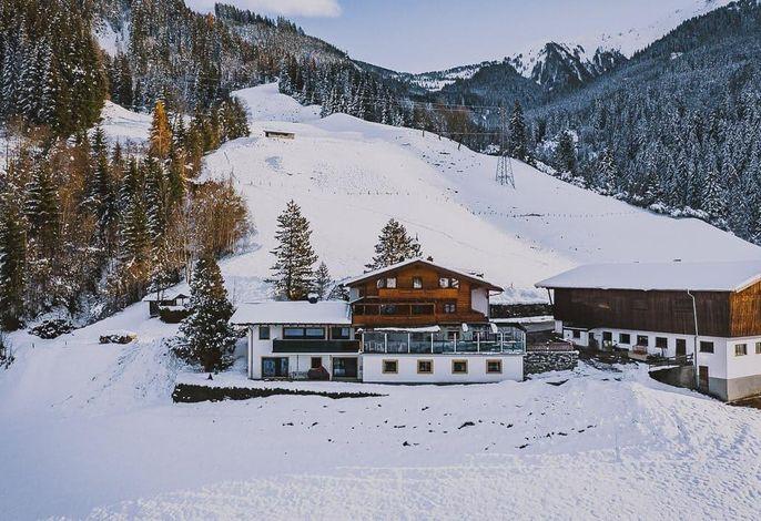 Panorama Ferienhaus Guggenbichl