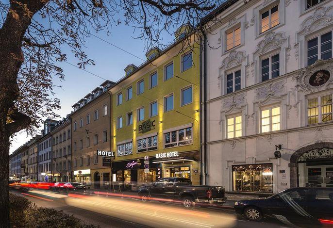 Basic Hotel:Innsbruck