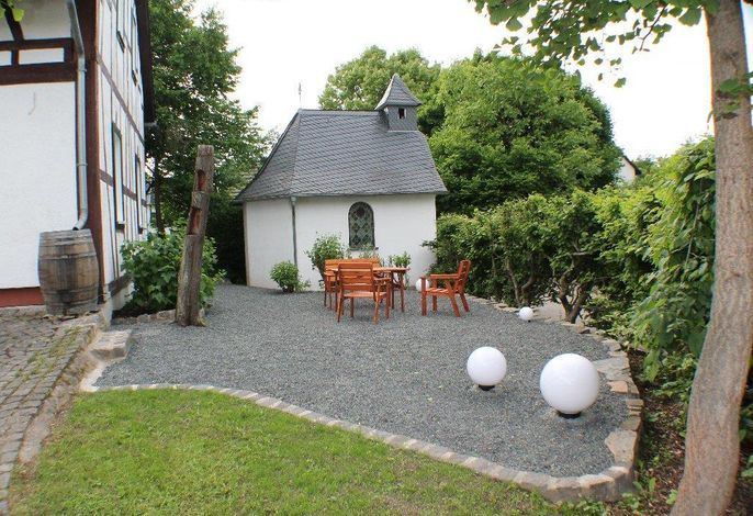 Waldhaus am Baybachtal