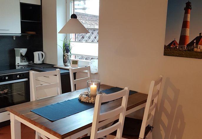 Haus Wattwurm - Wohnung Seestern