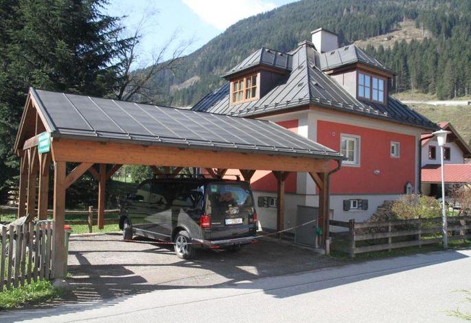 Schnuck, Villa