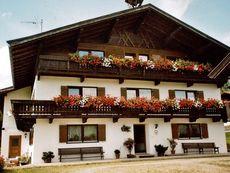 Bauernhof Grünbachhof - Fam.Schlechter Kössen/Schwendt