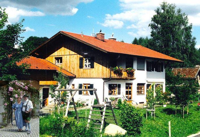 Gästehaus Margot - Bad Bayersoien / Ammergauer Alpen
