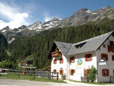 Alpengasthof Enzingerboden Uttendorf / Weißsee