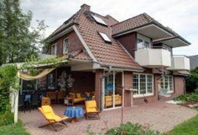 Blumen-Villa, Pension
