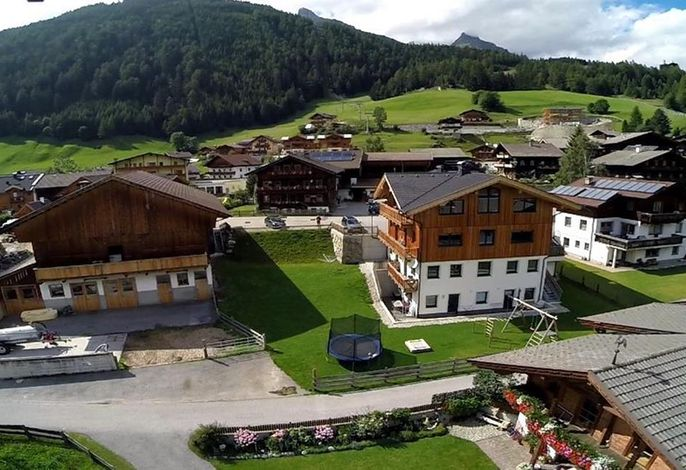 Ferienbauernhof Großglockner