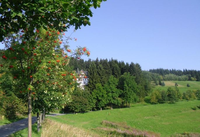 Pension & Gaststätte Naturbaude Eschenhof
