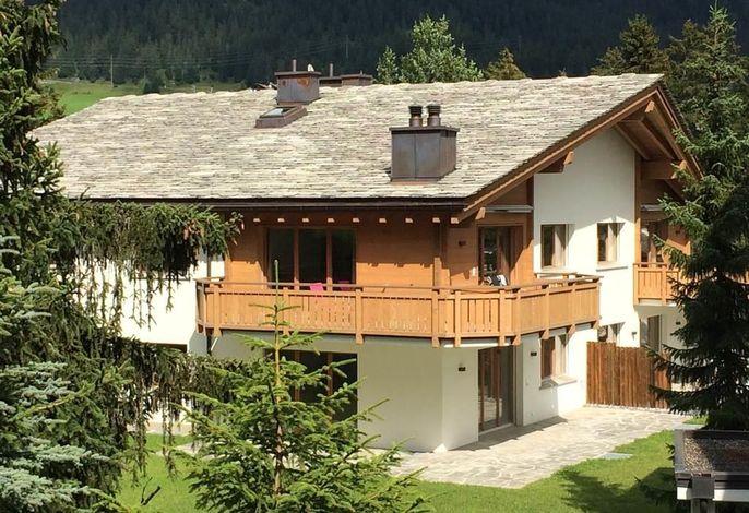 Alpine Lodge Parc Linard