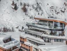 Josl - mountain lounging, Hotel Obergurgl-Hochgurgl