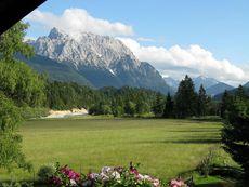 Alpenblick Tilly, Ferienwohnungen Krün