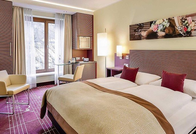 Dorint City Hotel Salzburg, Hotel