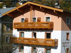 Hanke, Appartements Zell am See