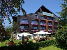 Park, Hotel St. Johann in Tirol