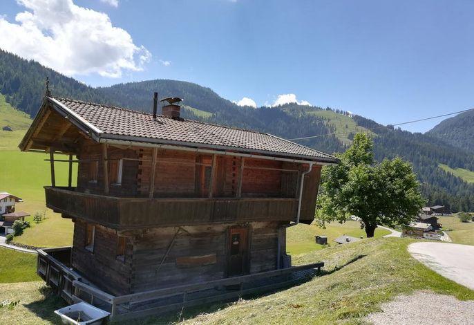 Hütte Badstub