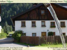 Ferienhaus Volgger Längenfeld