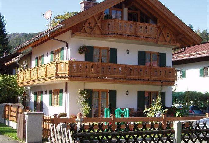 Gamsanger, Haus
