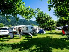 Ideal Camping Lampele Ossiach