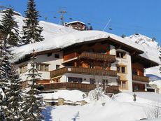 Andrea, Appart Lech am Arlberg