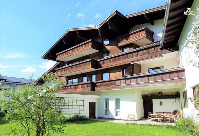 Ferienwohnung Amadé - Haus Gabrielhaus