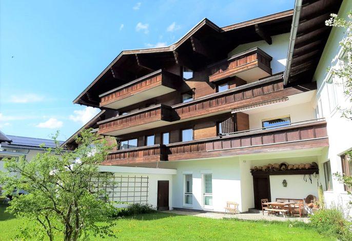 Ferienwohnung Lackenkogel - Haus Gabrielhaus