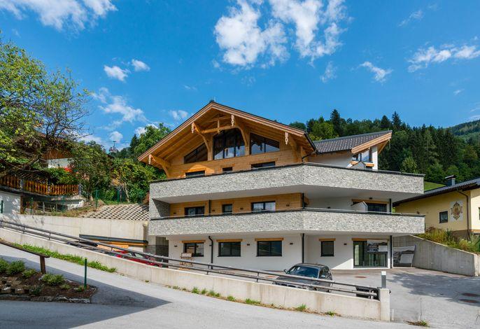 An der Piste 3 Alpendorf