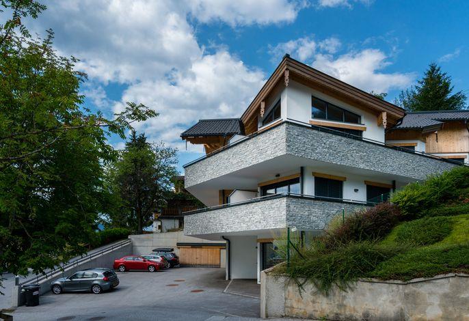An der Piste 1 Alpendorf