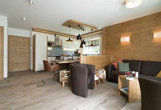 Bergbiberhaus Appartement A