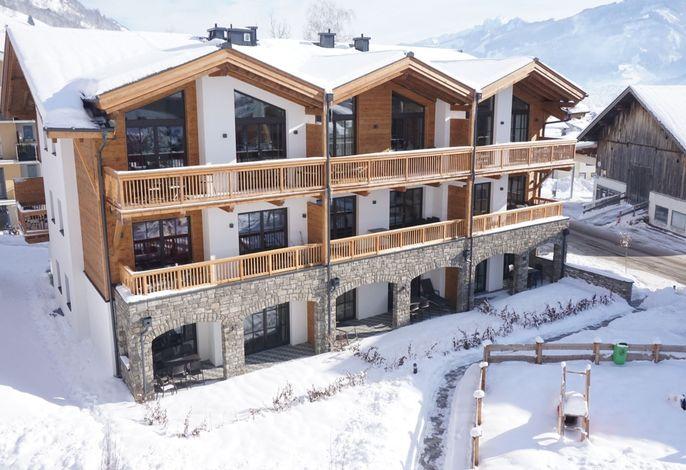 Tauern Apartment Aquamarin