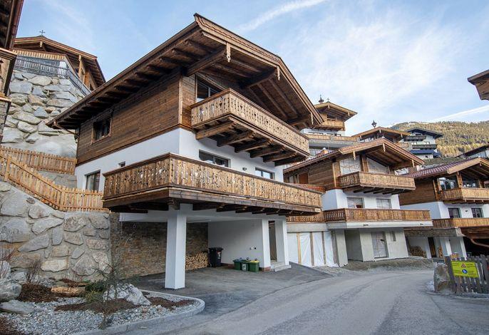 Rossberg Hohe Tauern Chalets 6 Sauna