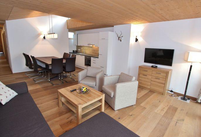 Wildkogel Appartement A