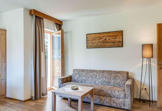 Salzach Appartement Wald 1