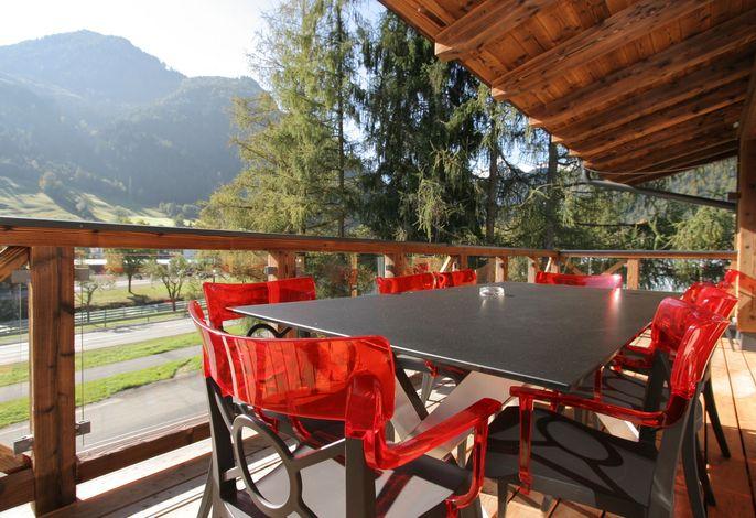Saalbach Lodges Penthouse 3