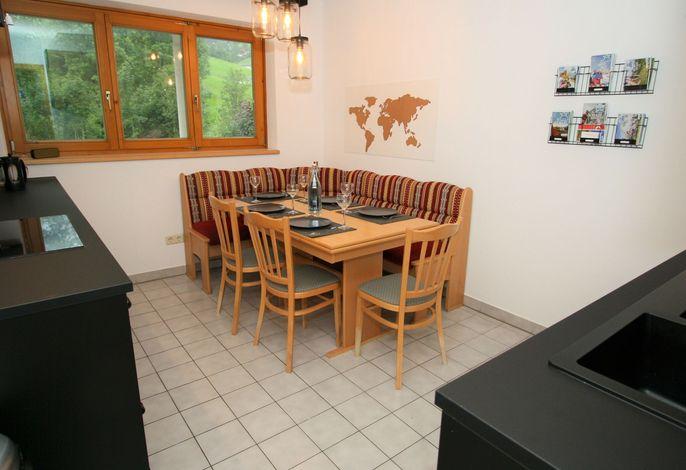 Chalet-apartment Hintermoos