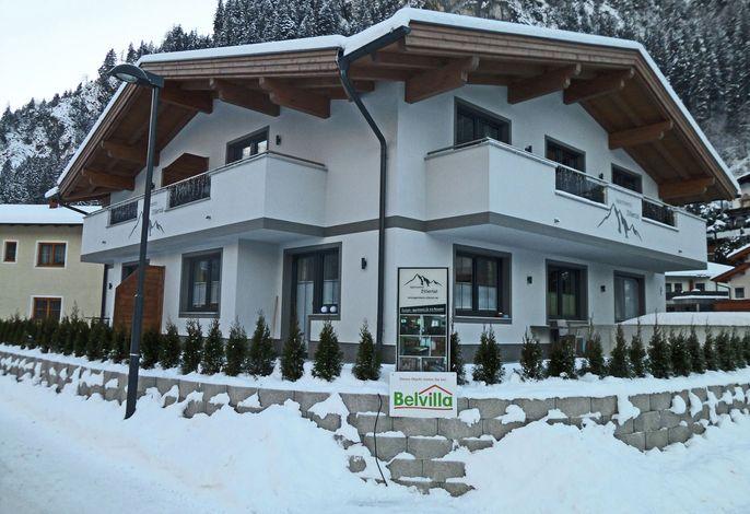 Apartments Zillertal 4P