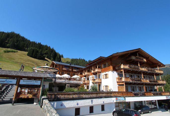 Panorama Chalet 7 mit Sauna und exklusiver Lage in den Bergen
