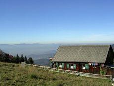 Rundwieshütte Zwischenwasser
