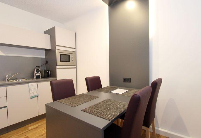 Alpin Apartment Reichenstein mit IR Sauna