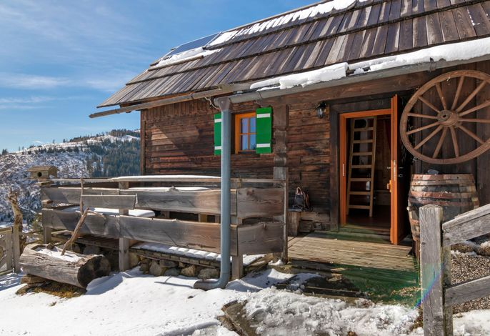 Romantic Chalet with a great view