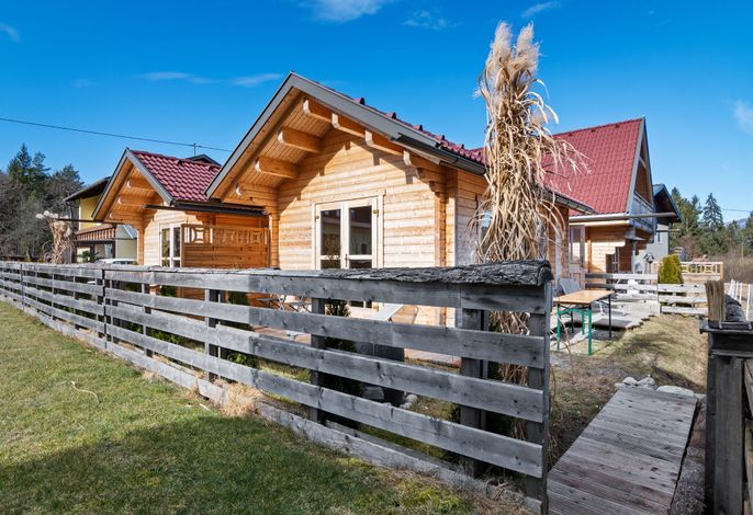 Cosy Chalet near to Faaker See and Aichwaldsee