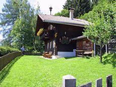 Chalet Sonnrasthütte Gaimberg