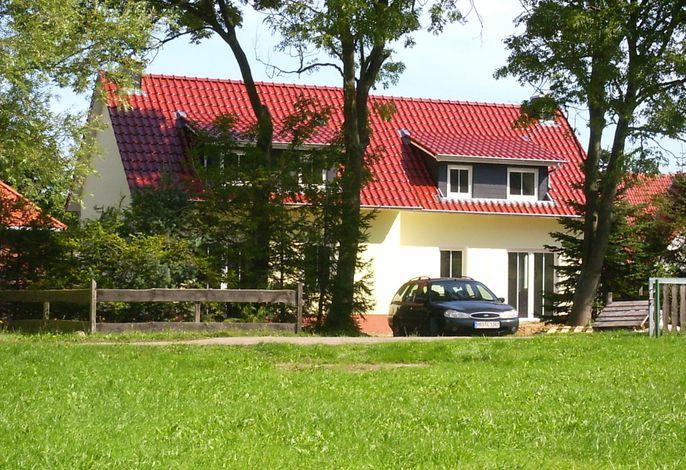 Ferienhaus mit Kamin Sauna strandnah 3