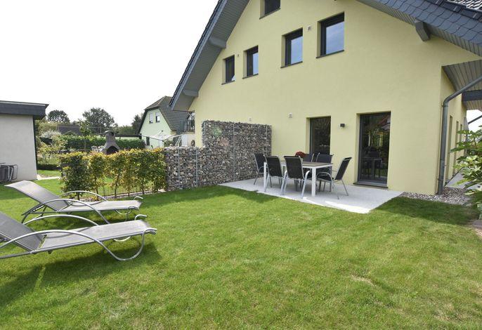 Familienferienhaus I / Ostsee / Terrasse