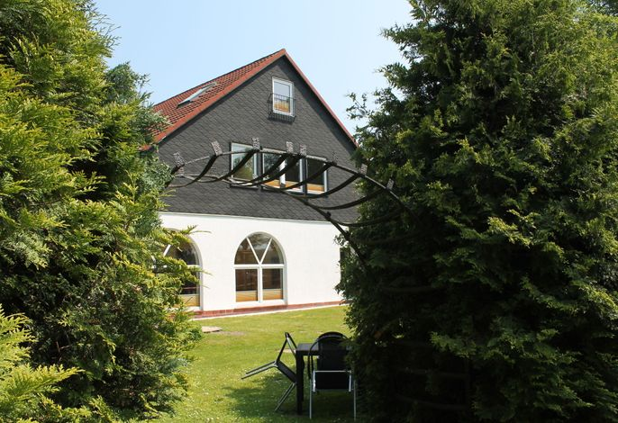 Kühlungsborn Kleckerburg 1 mit Meerblick