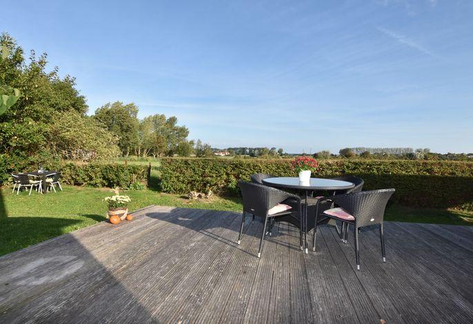 Kühlungsborn Kleckerburg 7 mit Kamin Garten und Meerblick