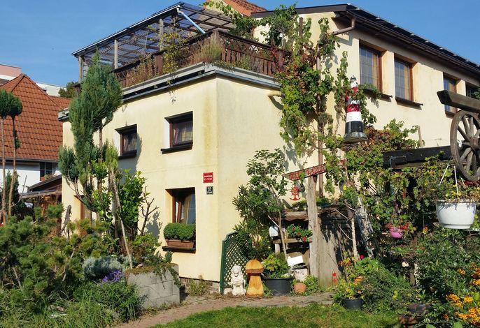 rollstuhlgerecht Wohnen mit Wintergarten